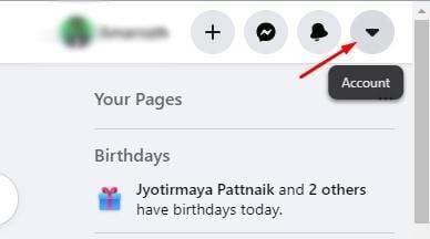 télécharger une copie de toutes vos données Facebook