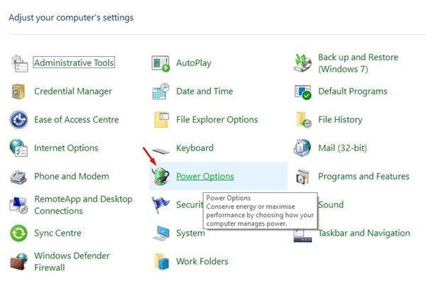 Activer l'option Hibernation dans Windows 11