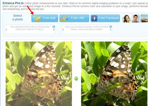 Améliorer vos images sans aucun logiciel