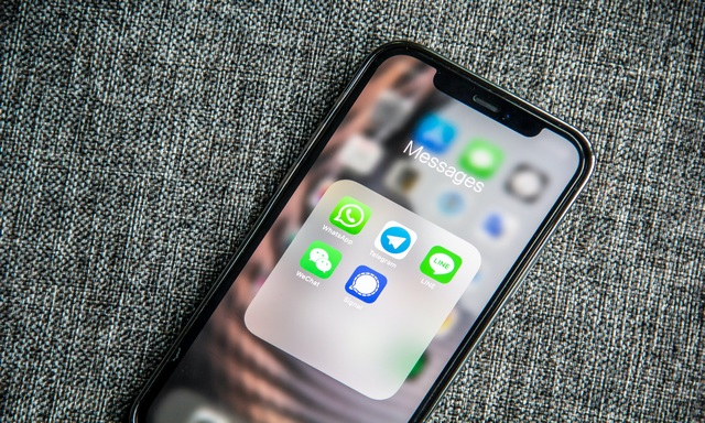 Comment envoyer des photos et des vidéos qui disparaissent sur WhatsApp