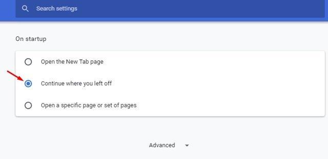 Configurer les navigateurs Web