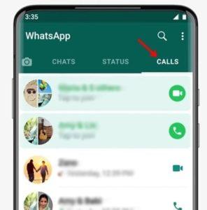 Rejoignez les appels de groupe en cours sur WhatsApp