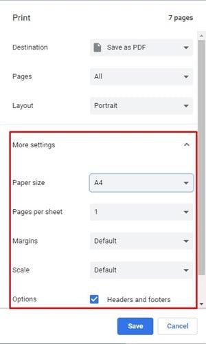 comment enregistrer les e-mails Gmail au format PDF